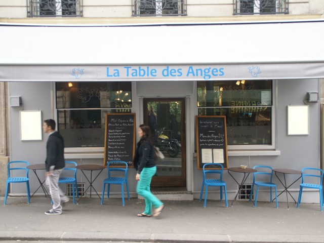 La Table des Anges